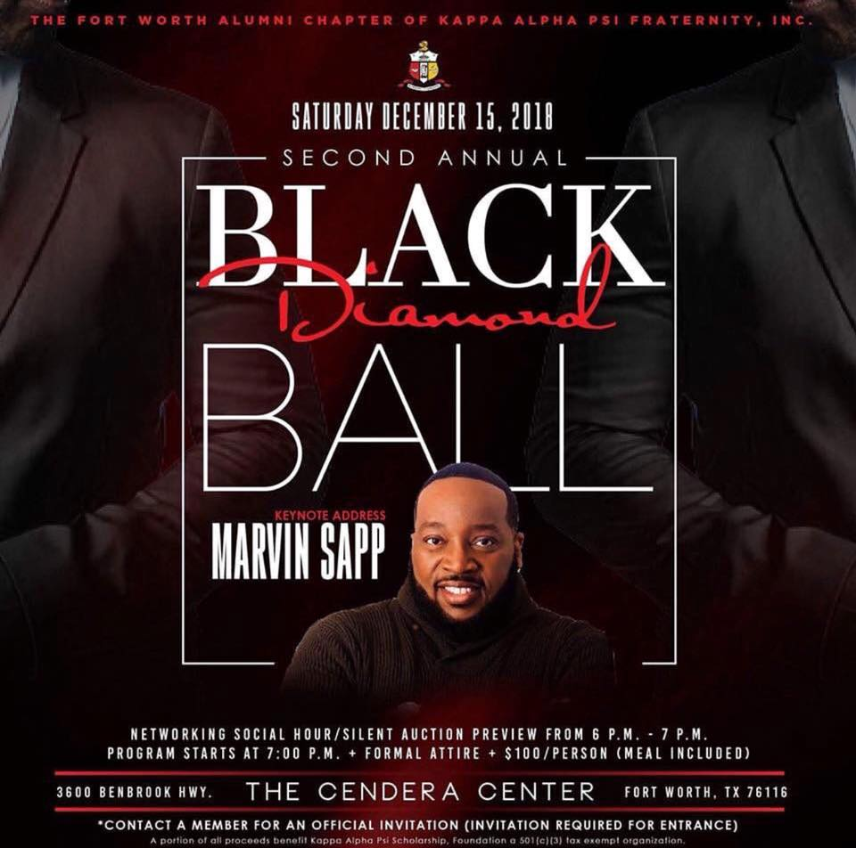 2nd Annual Black Diamond Ball